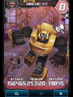 Bumblebee 12 Robot