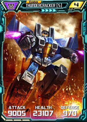 Thundercracker (5) - Evo 4