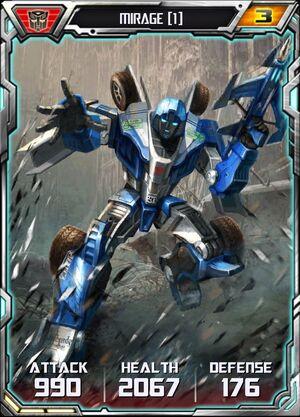 Mirage (1) - Robot