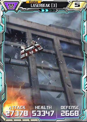 Laserbeak 3 EotR E2