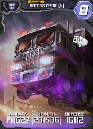 Nemesis Prime 4 Alt