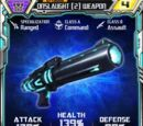 Onslaught (2) Weapon