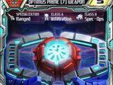 Optimus Prime (7) Weapon