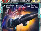Orion Pax (4) Weapon
