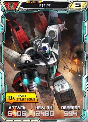 Jetfire 3 Robot
