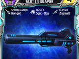 Blot (1) Weapon