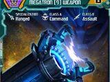 Megatron (9) Weapon