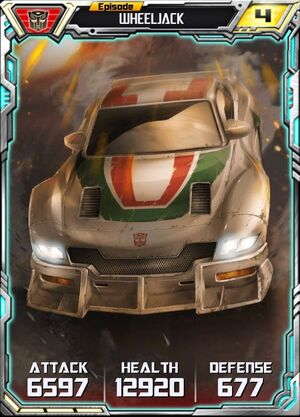 Episode Wheeljack 2 - Alt