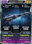 Skywarp (1) Weapon
