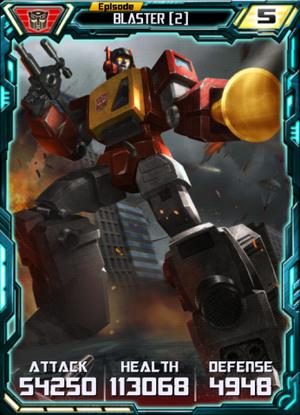 Blaster 2 Robot