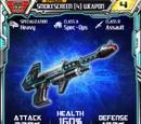 Smokescreen (4) Weapon