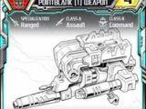 Pointblank (1) Weapon