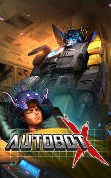 Autobot X Poster