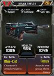 Assault Rifle II
