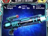 Blurr (1) Weapon