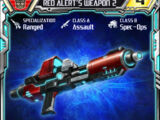 Red Alert (2) Weapon