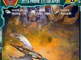 Zeta Prime (1) Weapon