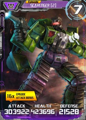 Scavenger 2 Robot