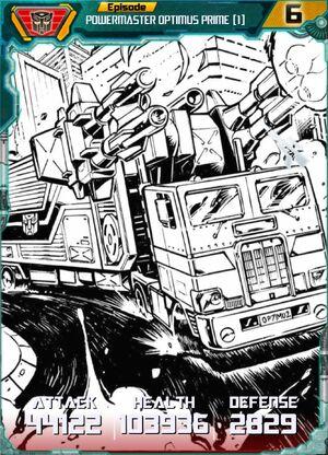 Powermaster Optimus Prime 1 SS Alt