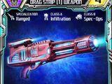 Drag Strip (1) Weapon