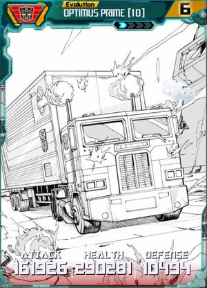 Optimus Prime 10 E1