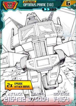 Optimus Prime 10 E2