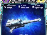 Triggerhappy (2) Weapon