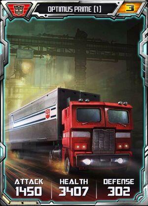 Optimus Prime (1) - Alt