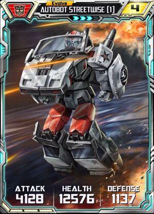 Autobot Streetwise 1 E3