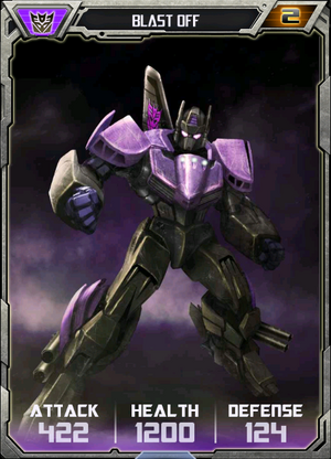 (Deceptions) Blast Off - Robot