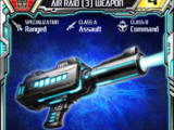 Air Raid (3) Weapon