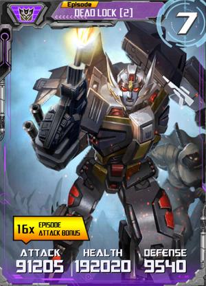 Deadlock 2 Robot
