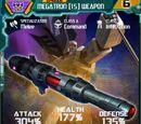 Megatron (15) Weapon