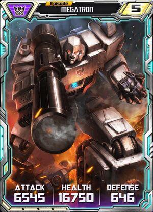 Megatron 4 Robot