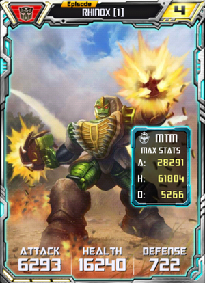 Rhinox1RobotForm