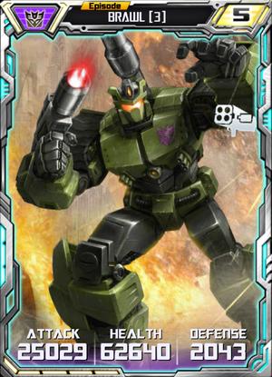 Brawl 3 Robot