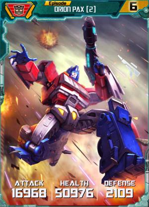 Orion Pax 2 Robot
