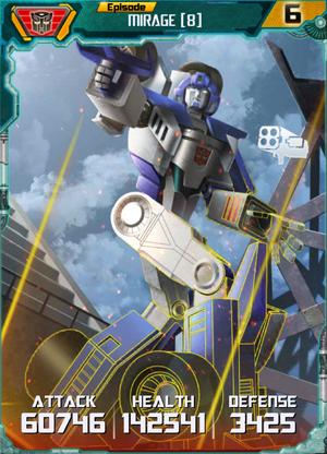 Mirage 8 Robot