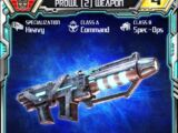 Prowl (2) Weapon