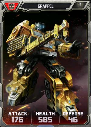 (Autobots) Grappel - Robot
