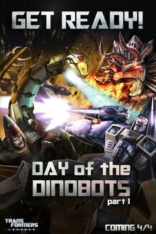 Day of the Dinobots Part 1