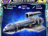 Howlback (1) Weapon