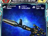Trailcutter (3) Weapon