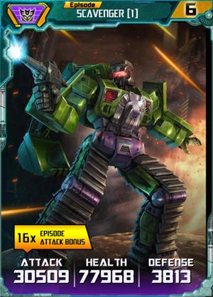 Scavenger1RobotForm