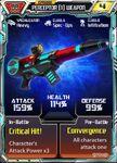 Perceptor (1) Weapon