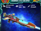 Rodimus (10) Weapon