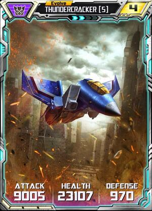 Thundercracker (5) - Evo 2
