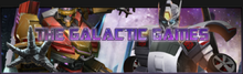 BoE The Galactic Games banner