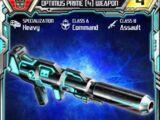 Optimus Prime (4) Weapon