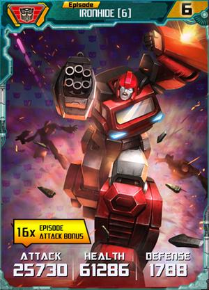 Ironhide6RobotForm